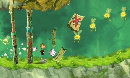 Rayman di fretta