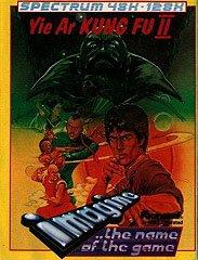 Yie Ar Kung-Fu II per Sinclair ZX Spectrum