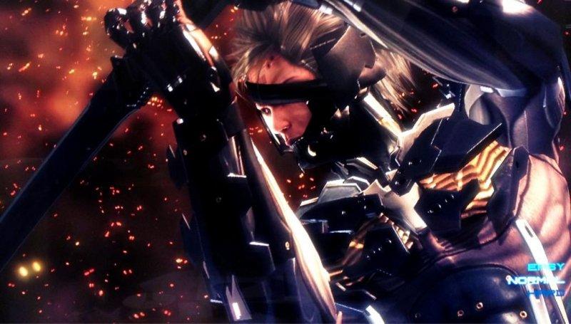 Hideo Kojima pubblica due nuove immagini di Metal Gear Rising: Revengeance
