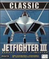 JetFighter III Classic per PC MS-DOS