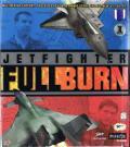 JetFighter: Full Burn per PC MS-DOS
