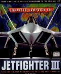 JetFighter III Enhanced Campaign CD per PC MS-DOS