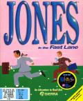 Jones in the Fast Lane - Enhanced CDROM version per PC MS-DOS