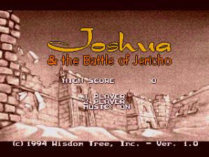 Joshua per PC MS-DOS
