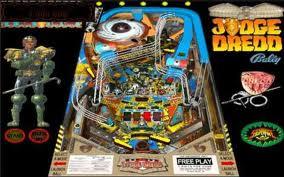 Judge Dredd Pinball per PC MS-DOS