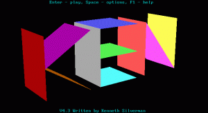 Kentris per PC MS-DOS