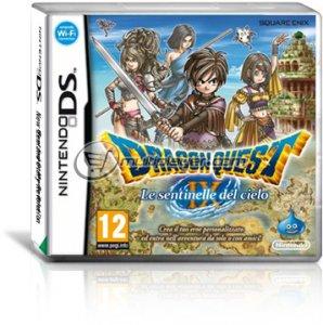Dragon Quest IX: Le Sentinelle del Cielo per Nintendo DS