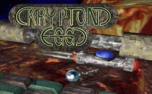 Krypton Egg per PC MS-DOS