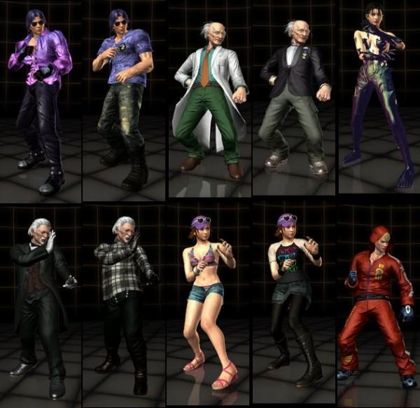 Sei personaggi segreti in Tekken Tag Tournament 2?