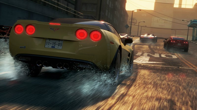 Need for Speed: Most Wanted è gratis su Origin