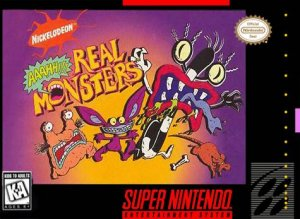 Aaahh!!! Real Monsters per Super Nintendo Entertainment System