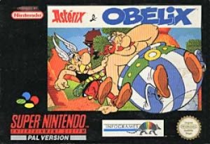 Asterix & Obelix per Super Nintendo Entertainment System