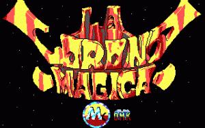 La Corona Mágica per PC MS-DOS
