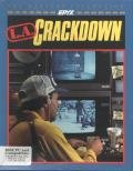 L.A. Crackdown per PC MS-DOS
