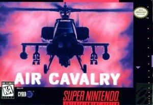 Air Cavalry per Super Nintendo Entertainment System