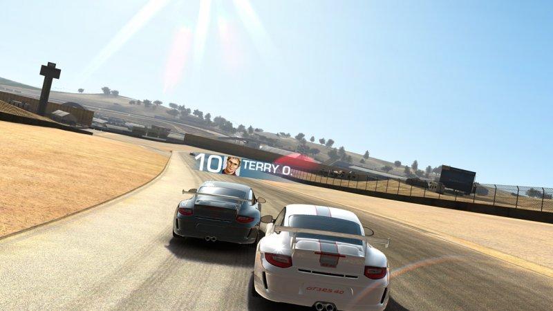 Real Racing 3 sarà ottimizzato per il nuovo iPhone