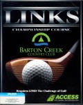 Links: Championship Course: Barton Creek per PC MS-DOS