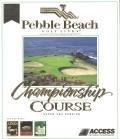Links: Championship Course: Pebble Beach per PC MS-DOS