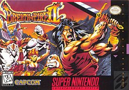 Breath of Fire II per Super Nintendo Entertainment System