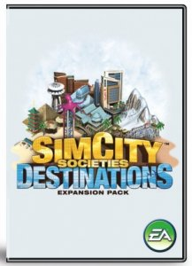 SimCity Societies: Destinations per PC Windows