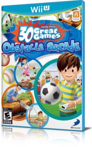 Family Party: 30 Great Games Obstacle Arcade per Nintendo Wii U