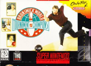 Brunswick World: Tournament of Champions per Super Nintendo Entertainment System