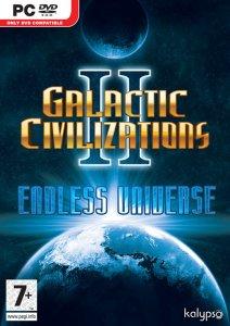 Galactic Civilizations II: Endless Universe per PC Windows