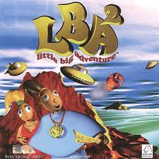 Little Big Adventure 2 per PC MS-DOS