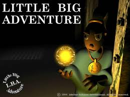 Little Big Adventure per PC MS-DOS