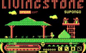 Livingstone, I Presume per PC MS-DOS