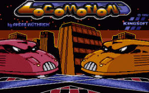 Locomotion per PC MS-DOS