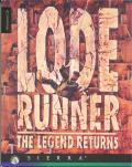 Lode Runner: The Legend Returns per PC MS-DOS