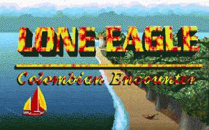 Lone Eagle: Colombian Encounter per PC MS-DOS