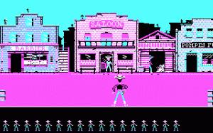 Lucky Luke per PC MS-DOS
