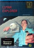 Lunar Explorer: A Space Flight Simulator per PC MS-DOS