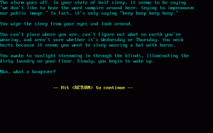 Mad Cow Man and Deep Fried Beef Fat Boy per PC MS-DOS
