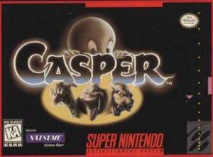 Casper per Super Nintendo Entertainment System