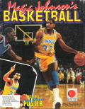 Magic Johnson MVP per PC MS-DOS