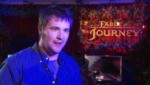 Fable: The Journey - Press tour londinese
