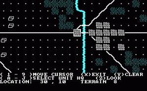 Mech Brigade per PC MS-DOS