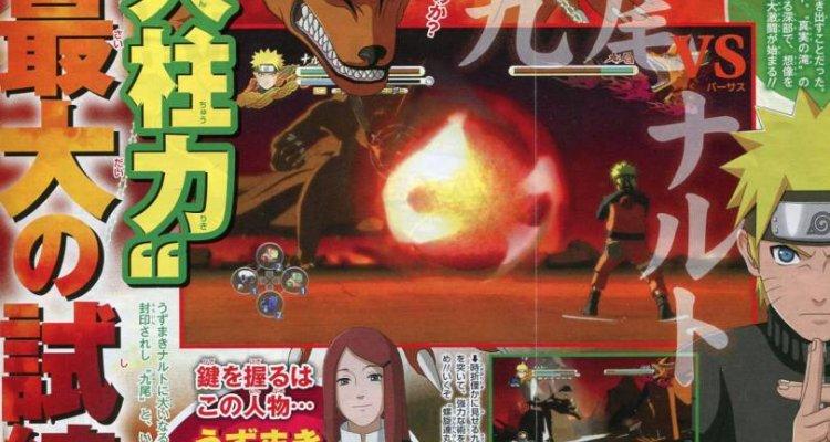 Naruto Shippuden: Ultimate Ninja Storm 3 - Anche la Volpe ...
