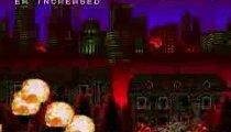 Cybernator - Gameplay