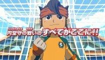 Inazuma Eleven 1, 2, 3: La Leggenda di Mark Evans - Trailer giapponese