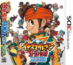 Inazuma Eleven 1, 2, 3: La Leggenda di Mark Evans per Nintendo 3DS