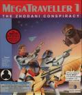 MegaTraveller 1: The Zhodani Conspiracy per PC MS-DOS