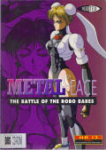 Metal & Lace: The Battle of the Robo Babes per PC MS-DOS