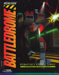 Metaltech: Battledrome per PC MS-DOS