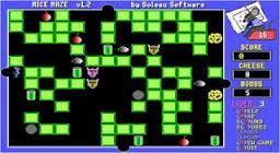 Mice Maze per PC MS-DOS