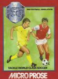 Microprose Soccer per PC MS-DOS