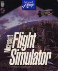 Microsoft Flight Simulator v5.0 per PC MS-DOS
